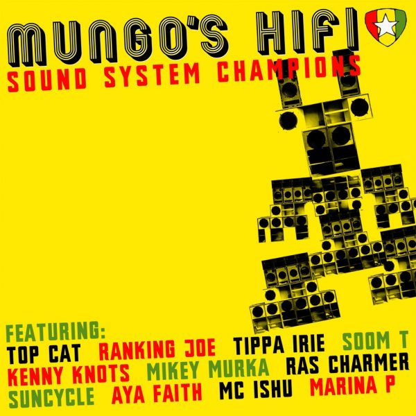 Mungo's Hi Fi – Sound System Champions [CD]